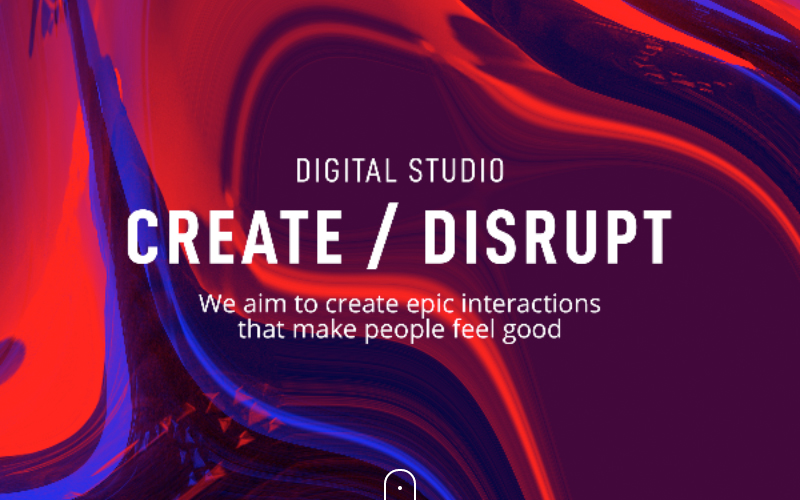 Create Disrupt Studio