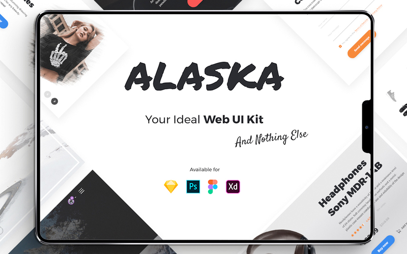 Alaska Ui Kit