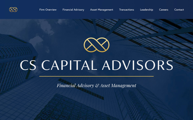 Cs Capital Advisors