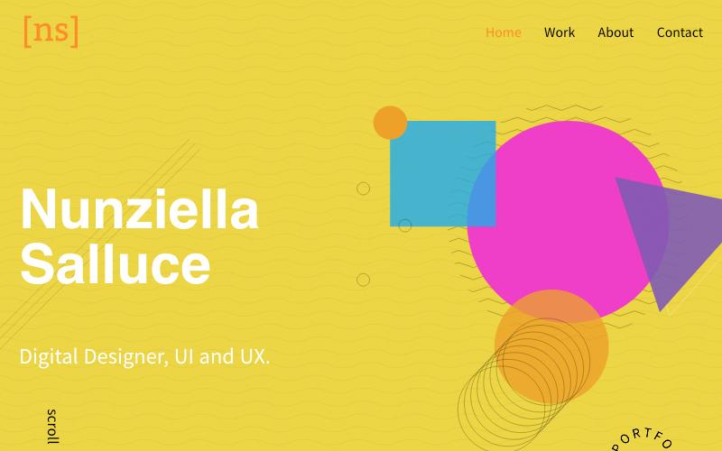 Nunziella Salluce Designer