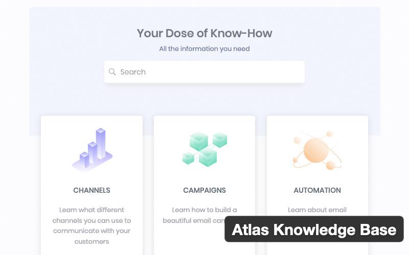 Atlas A WordPress Knowledge Base