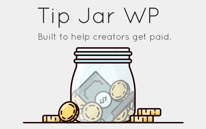 Tip Jar Wp