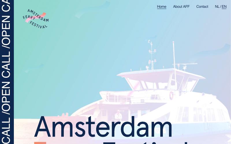 Amsterdam Ferry Festival