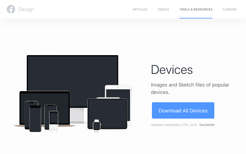 Devices Images And Sketch Files Of Popular Devices