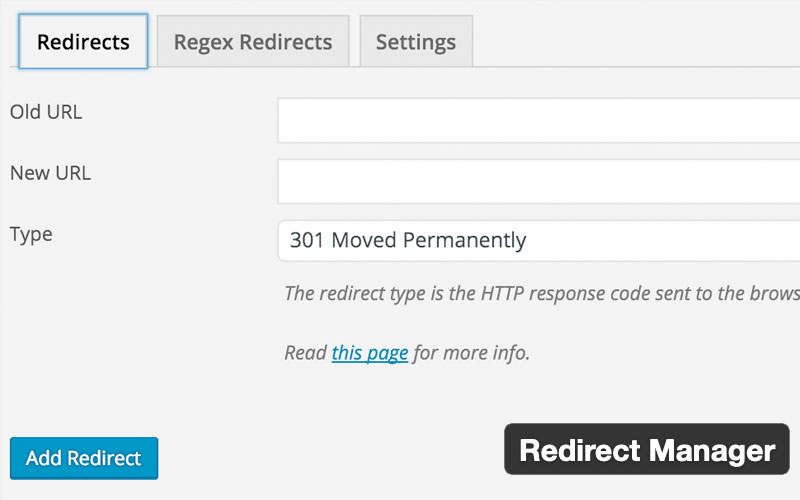 Redirect Manager In Yoast Seo Premium