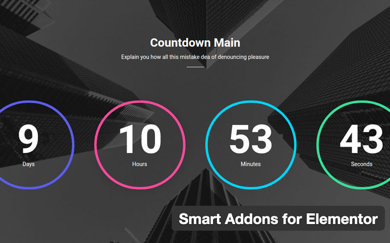 Smart Addons For Elementor