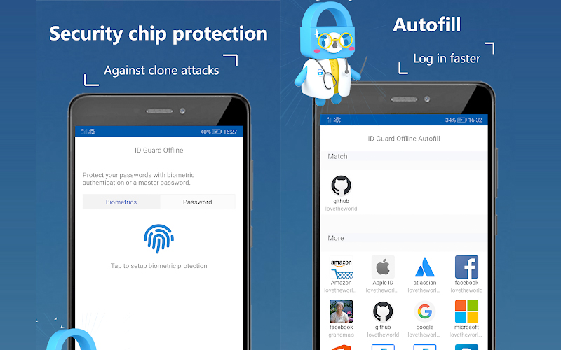 Id Guard Offline Security Chip Level Protection