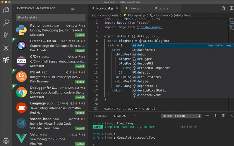 Code Visual Studio