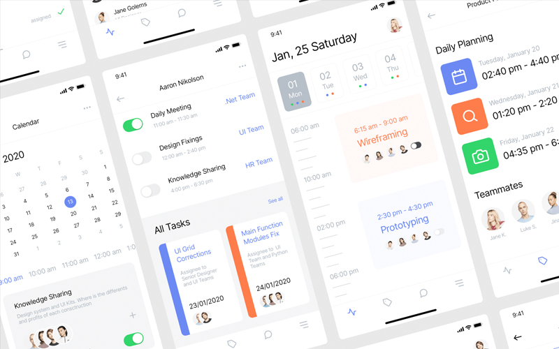 Genesis Ios App Ui Kit