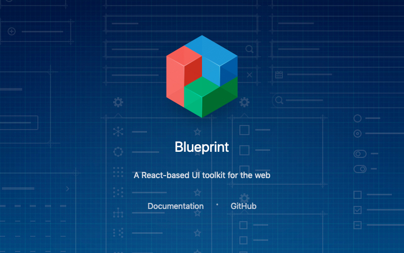 Blueprint Is A React Based Ui Toolkit For The Web