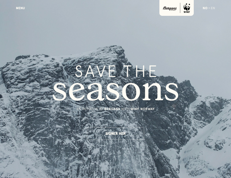 Save The Seasons