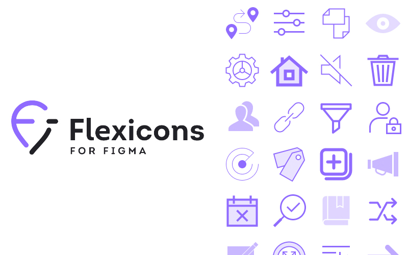 Flexicon For Figma