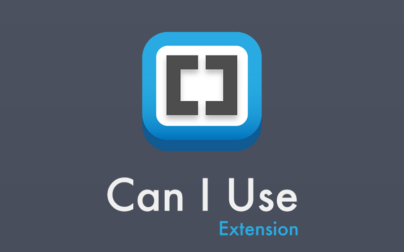 Caniuse Extension