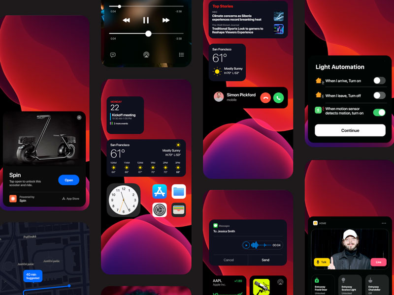Ios 14 Ui Kit