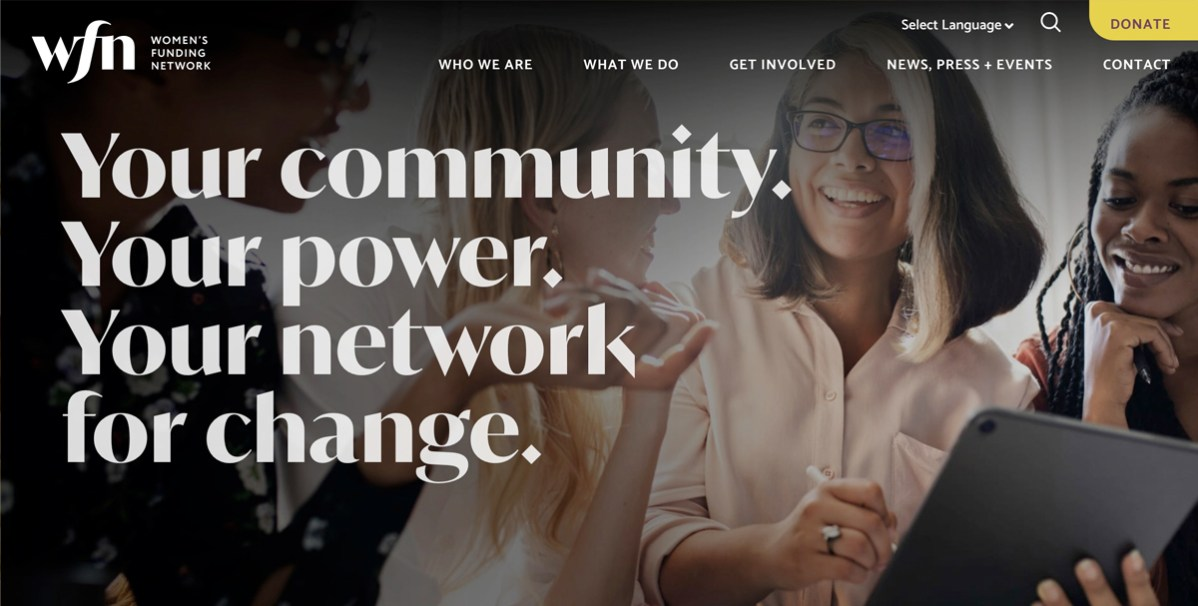 Womens Funding Network