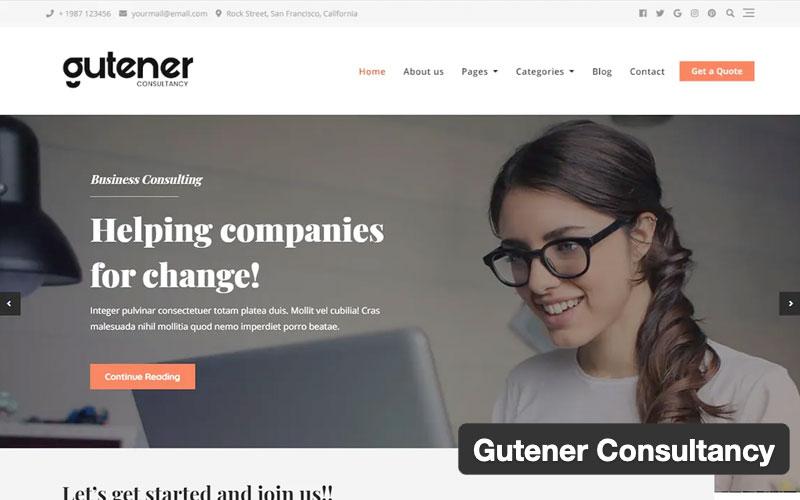 Gutener Consultancy
