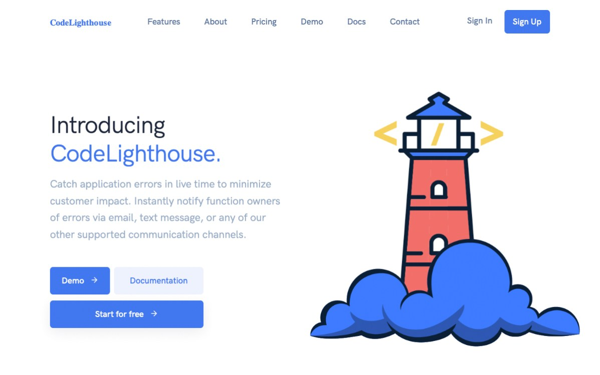 Codelighthouse