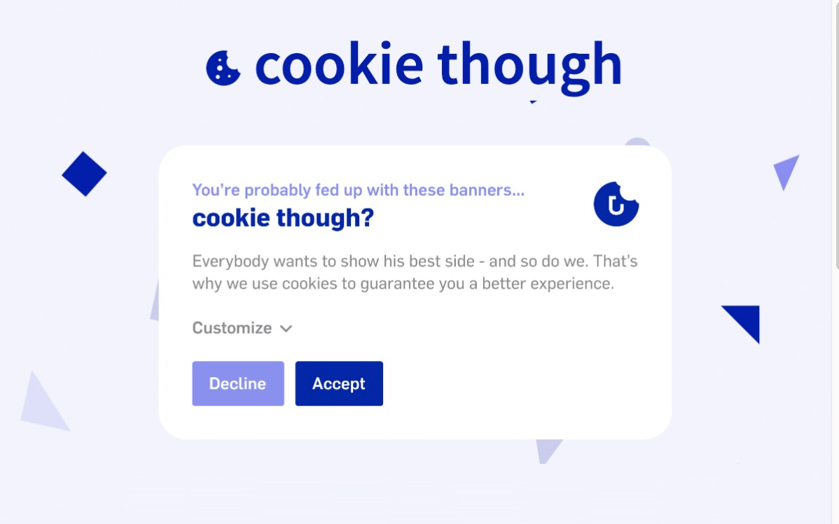 Cookie Though
