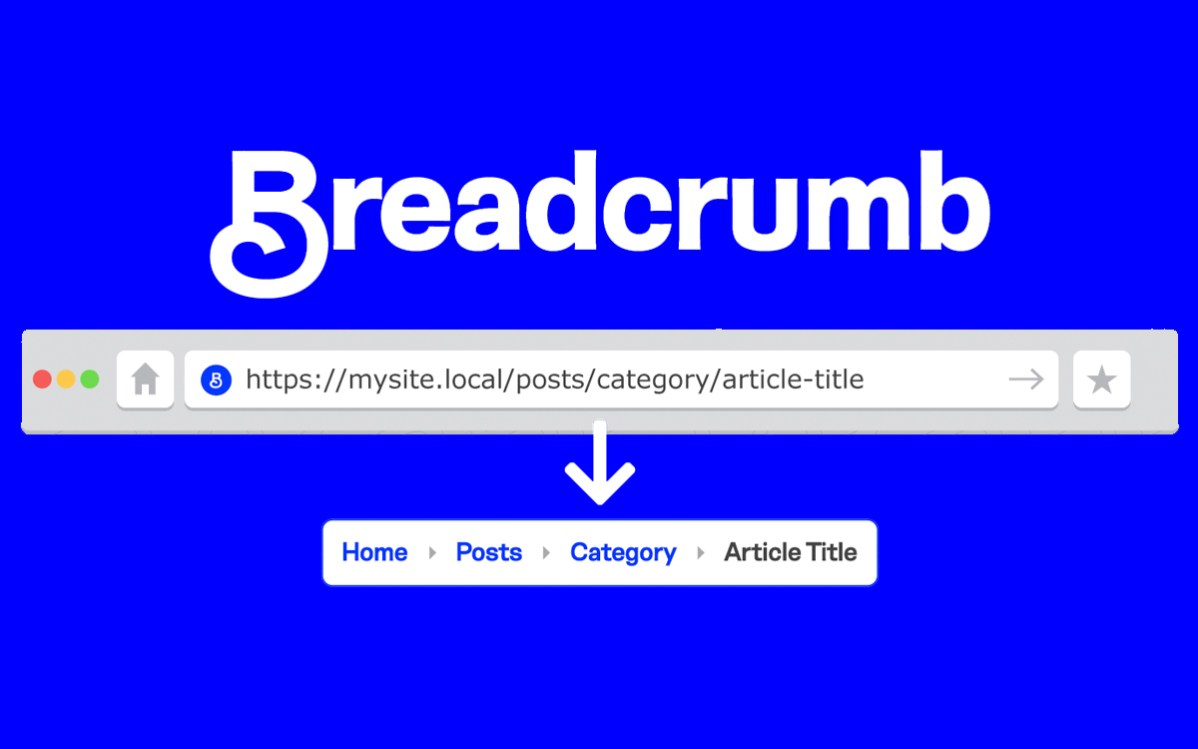 Breadcrumb Craft