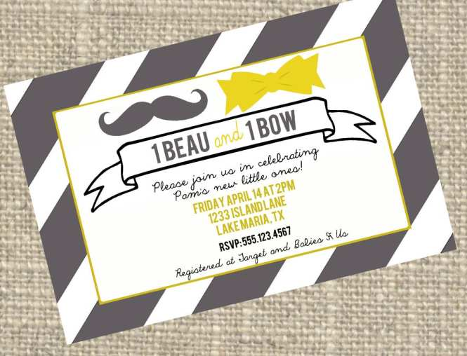 While Browsing Etsy One Day In Search Of Some Cute Baby Shower Invitations For My Friend S Twin I Came Across These Darling From