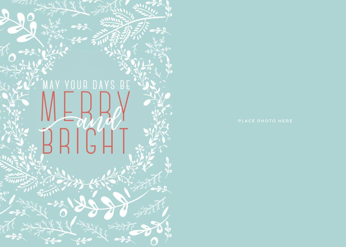 Make Your Own Photo Christmas Cards For FREE Somewhat