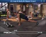 Legs&Back Videos