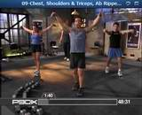 Chest,Shoulders&Triceps Videos