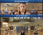 Dig Deeper & Fit Test Videos