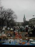 ジュネーブのクリスマスマーケット