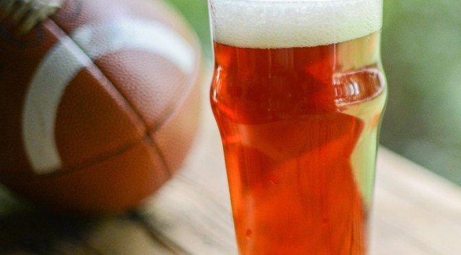 Beer and Food Pairings for the Craft Beer Football Fan