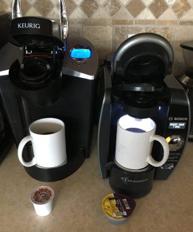 Keurig vs. Tassimo A side by side comparison #Coffee SommBeer