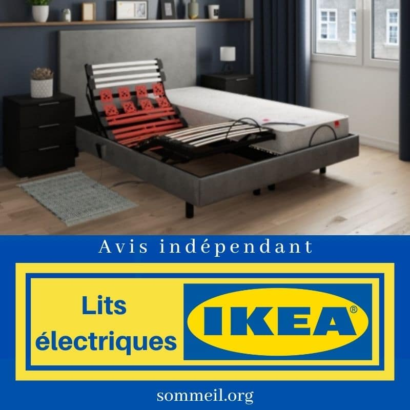 avis lit electrique ikea