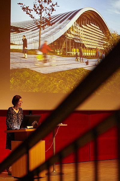 August 17 2011 Sommerakademie At Zentrum Paul Klee