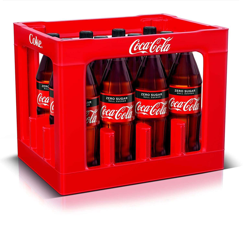 CocaCola Zero 12x1,0