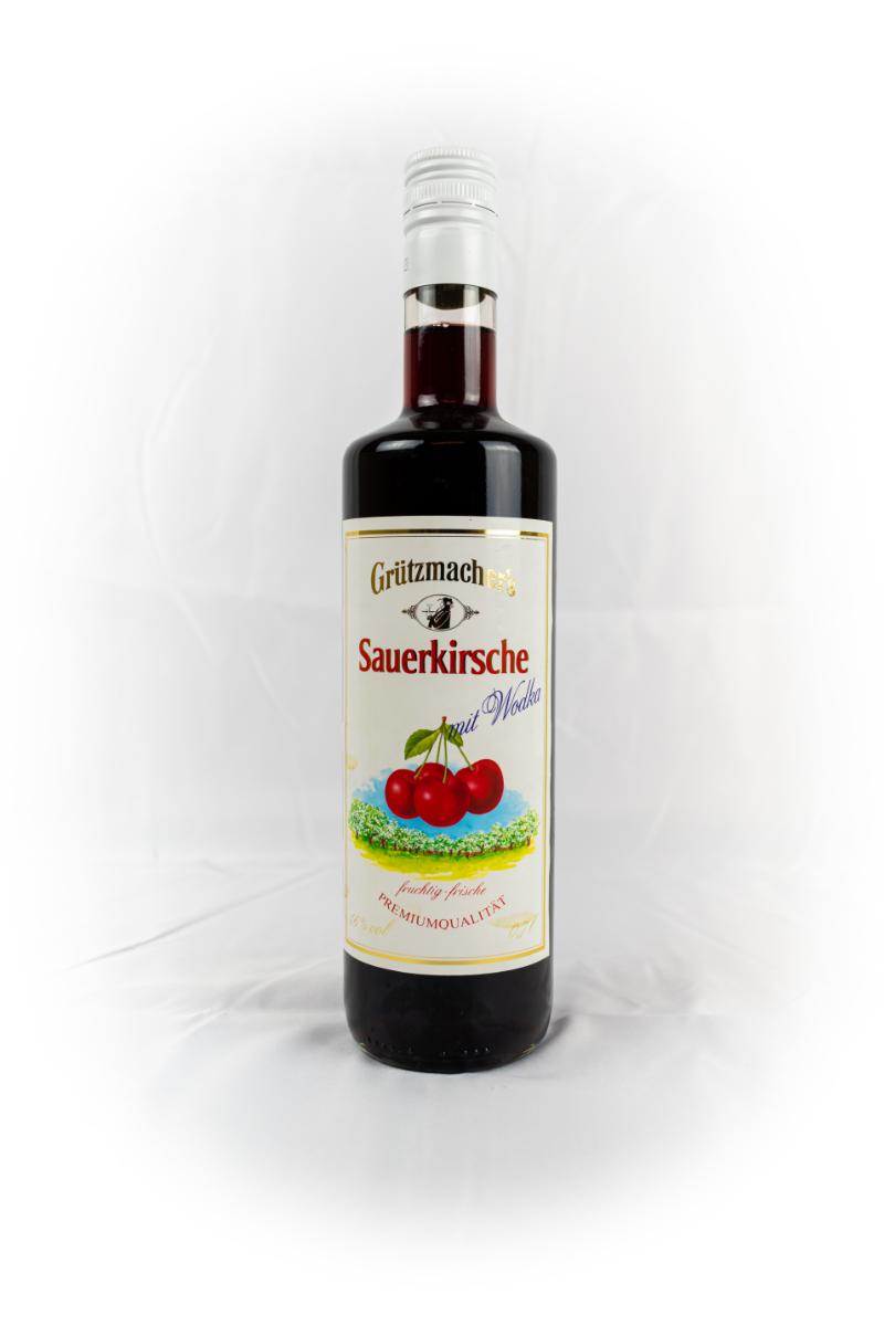 Grützmacher's Sauerkirsche
