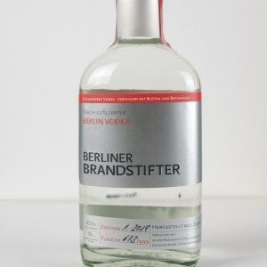 Berliner Brandstifter Vodka 700 ml