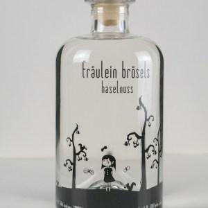 Fräulein Brösels Haselnuss 500 ml