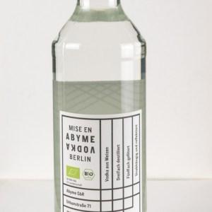 Abyme Bio Vodka 1,0 L