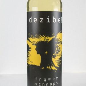 dezibel Ingwerschnaps 700 ml