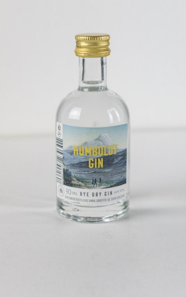 humboldt rye dry gin 50 ml