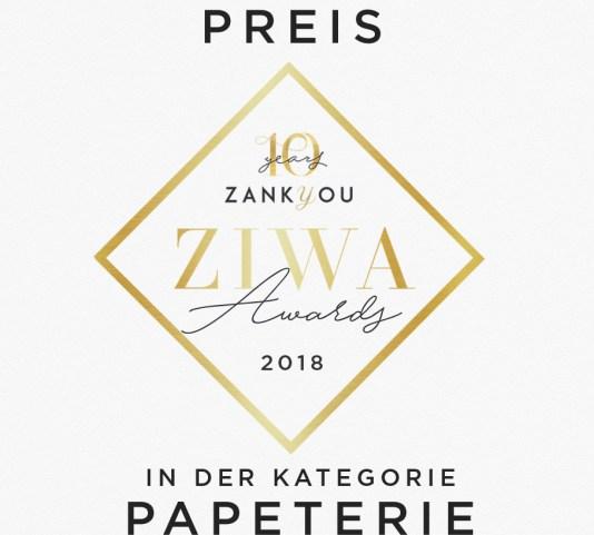 ZankYou Preis Papeterie