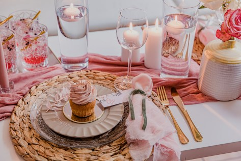 Tablesetting – Styled Shoot Bridal Shower