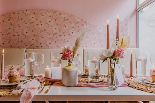 Harmonisches Farbkonzept – Styled Shoot Bridal Shower