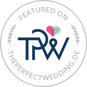 Featured on The Perfect Wedding