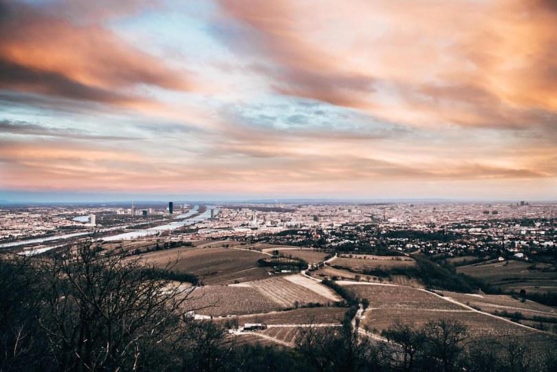 Ausblick Kahlenberg