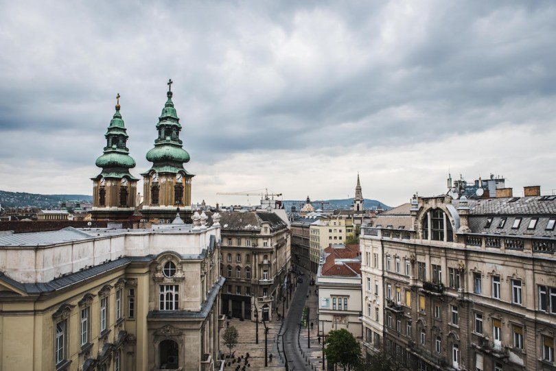 Rum Hotel Budapest Rooftop