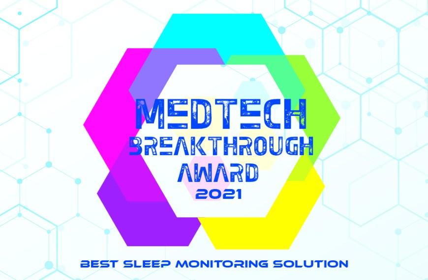Somnology Receives MedTech Breakthrough Award