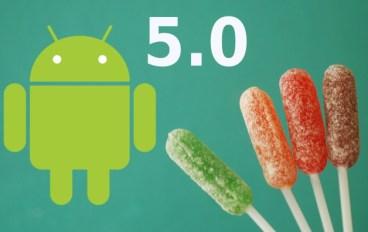 Android 5.0 Lollipop para Google Nexus 4