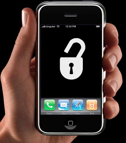 Desbloqueando un iPhone bloqueado
