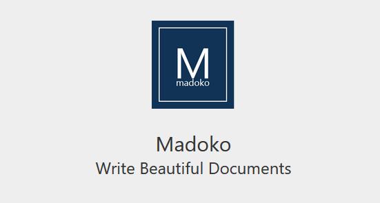 Madoko es la herramienta que nos va a permitir hacer presentaciones online